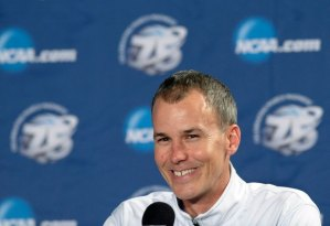 Andy Enfield has coached his Eagles to the first Sweet Sixteen appearance ever for a 15-seed.Photo from Mail.com