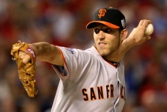Madison+Bumgarner+San+Francisco+Giants+v+Texas+6Z2d2BqA6JGl
