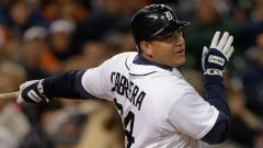 Miguel Cabrera is off to one of the best starts in recent memory. Photo from AOL