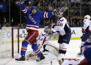 The Rangers battled back from down 3-2 and defeated the Caps in a dominant Game 7 performance.