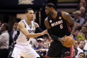 It's down to a 3-game series to decide who will win the NBA Title. Photo from CBS Miami