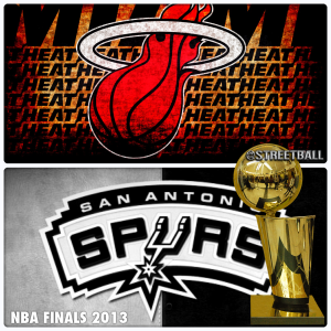 The Spurs and Heat tip off Thursday night to decide who will be the NBA Champion in 2013.