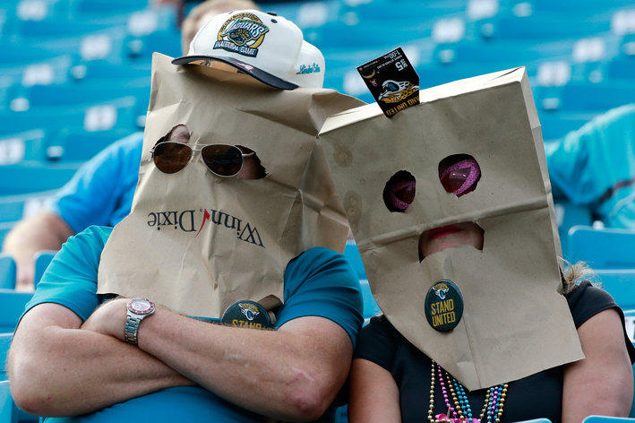 San Diego Chargers v Jacksonville Jaguars